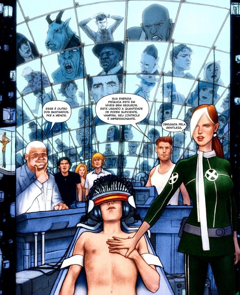Novos Mutantes - Retorno de Legião e Necrosha 5