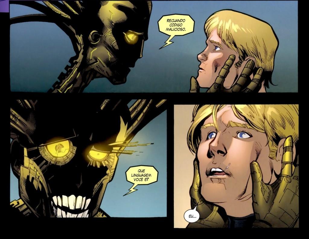 Novos Mutantes - Retorno de Legião e Necrosha 8