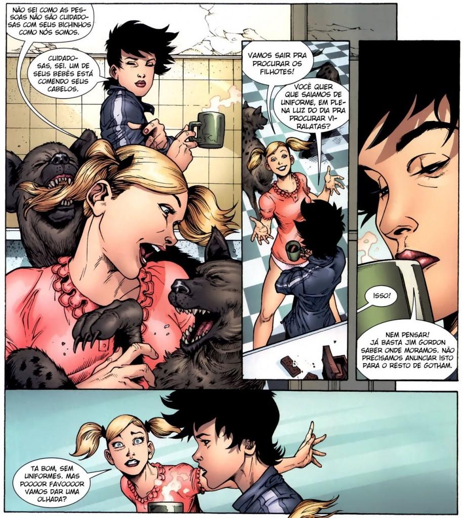 Sereias de Gotham Vol 2 - Contra o Doutor Esopo e Irmã Zero 3