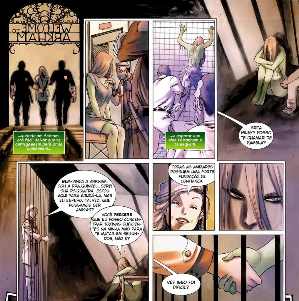 Sereias de Gotham Vol 2 - Contra o Doutor Esopo e Irmã Zero 4