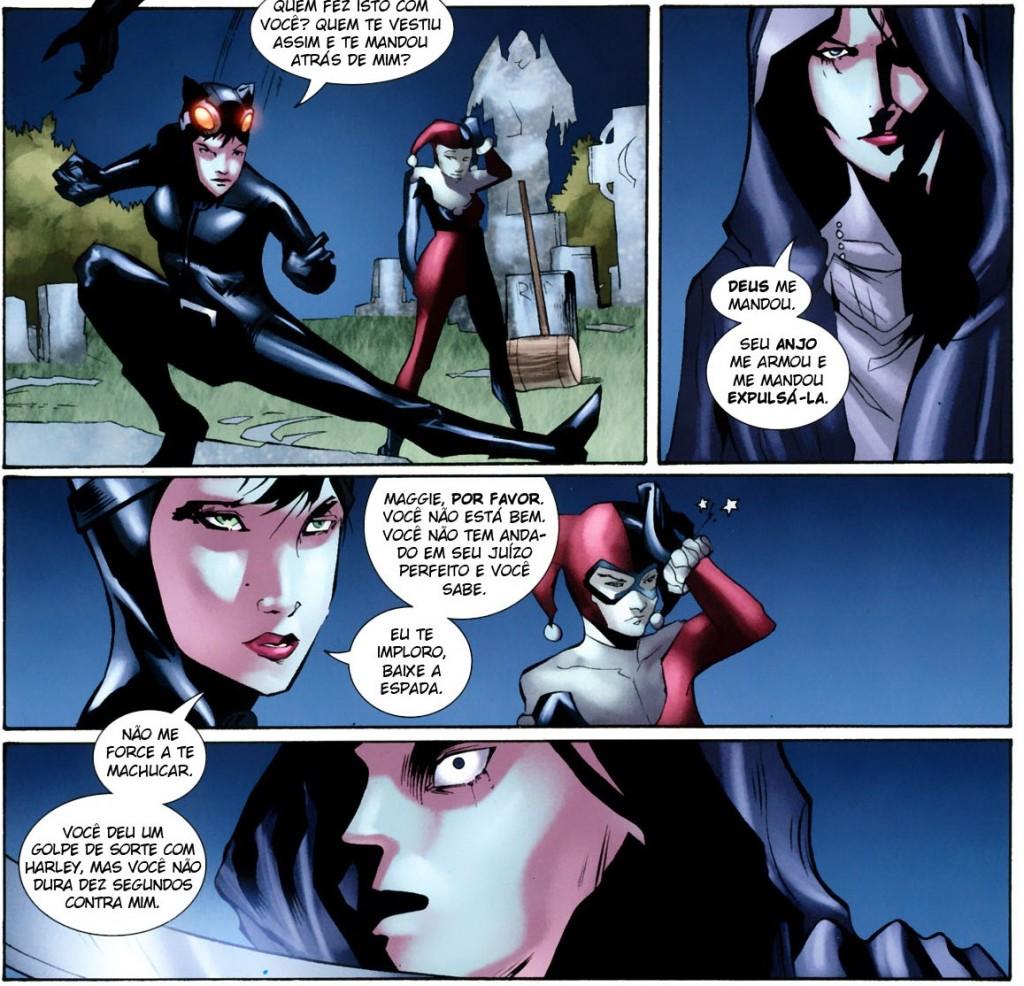Sereias de Gotham Vol 2 - Contra o Doutor Esopo e Irmã Zero 6