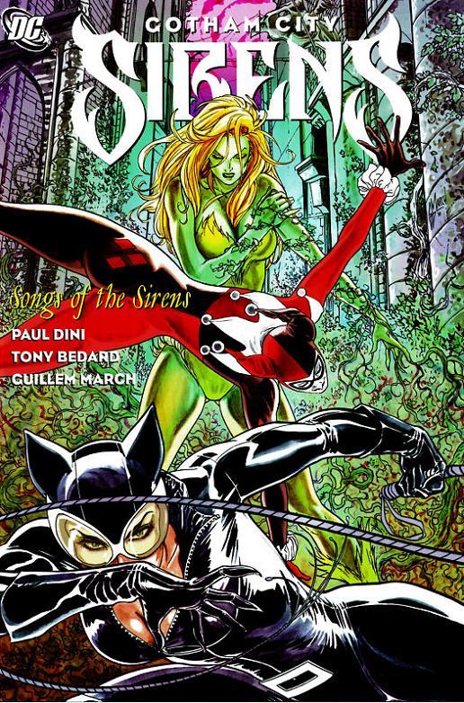 Sereias de Gotham Vol 2 - Contra o Doutor Esopo e Irmã Zero Destaque 1