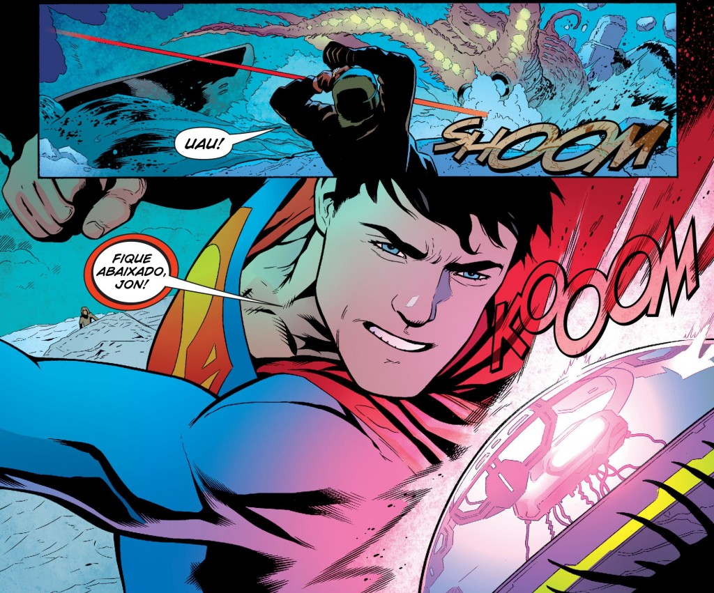 Superman Rebirth - Filho do Superman 4