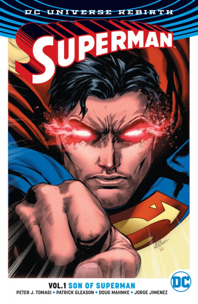 Superman Rebirth - Filho do Superman