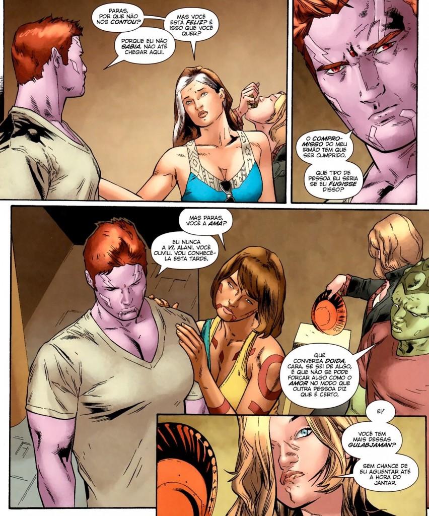 X-Men Legado - Colisão e Fábulas da Reconstrução 1
