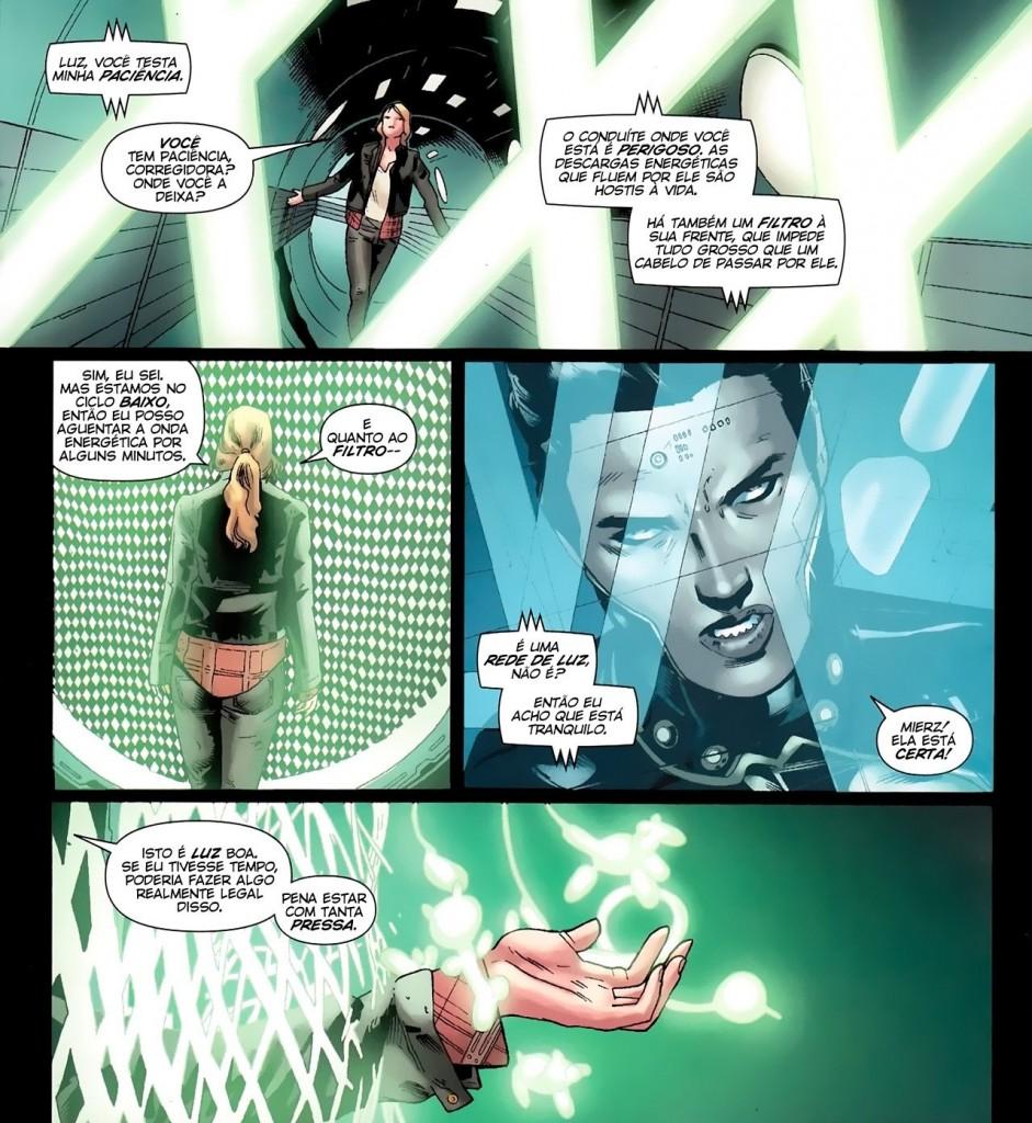 X-Men Legado - Colisão e Fábulas da Reconstrução 2