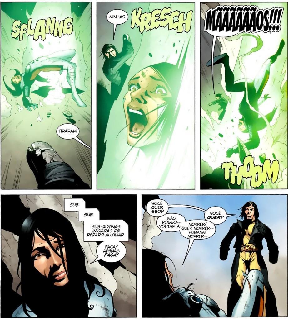 X-Men Legado - Colisão e Fábulas da Reconstrução 5