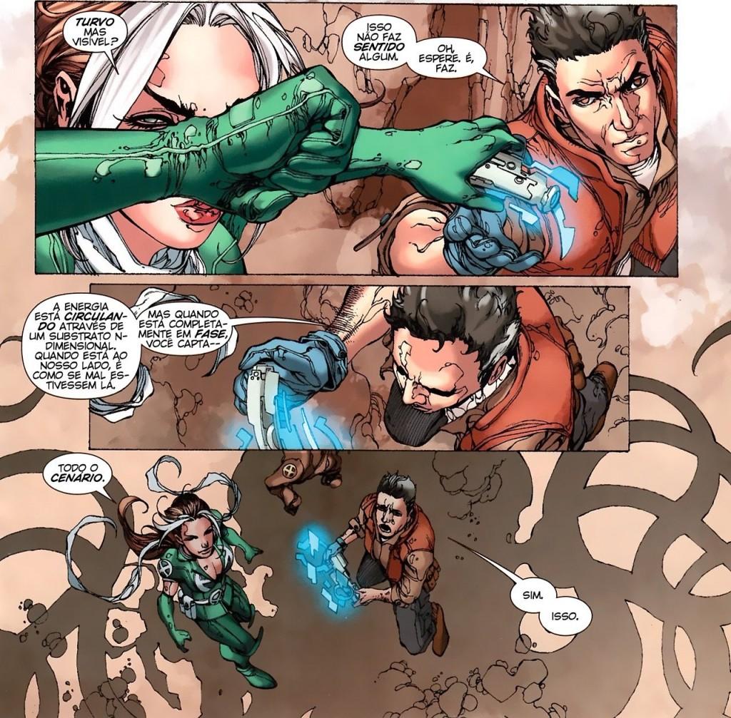 X-Men Legado - Colisão e Fábulas da Reconstrução 6