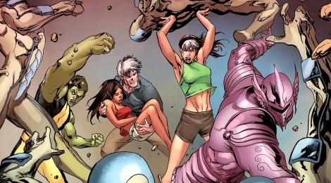 [Especial] X-Men Legado: Colisão e Fábulas da Reconstrução!