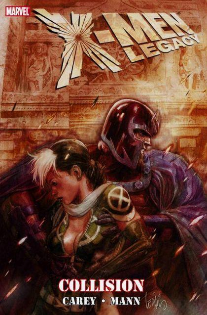 X-Men Legado - Colisão e Fábulas da Reconstrução