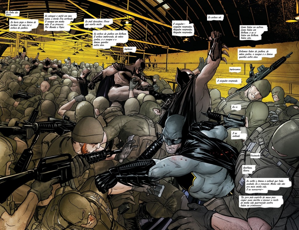 Batman Rebirth - Eu Sou Suicida 4