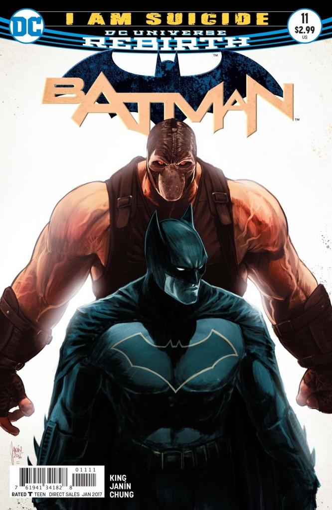 Batman Rebirth - Eu Sou Suicida Destaque 1