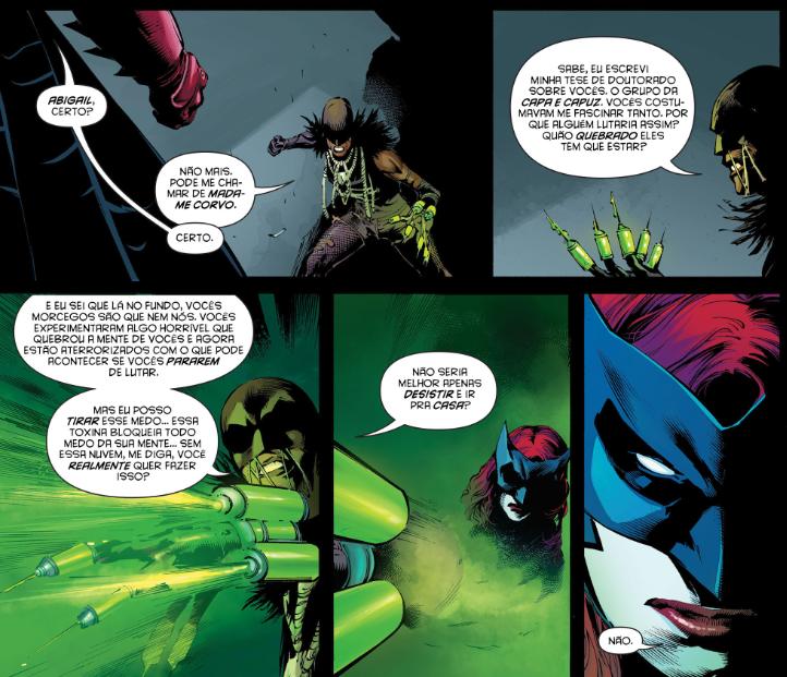 Detective Comics Rebirth - O Sindicato da Vìtima 4