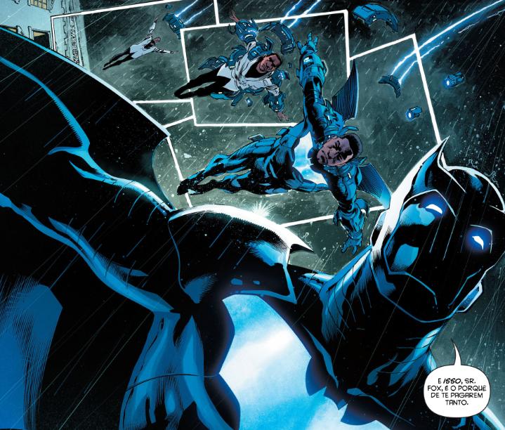 Detective Comics Rebirth - O Sindicato da Vìtima 6