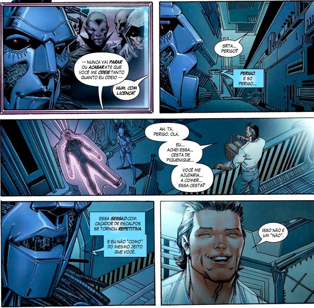 Fabulosos X-Men - A Geração Esperança e Quarentena 3