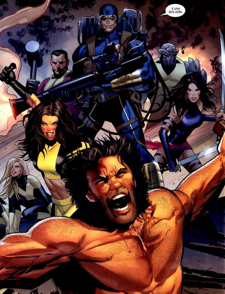 Fabulosos X-Men - A Geração Esperança e Quarentena 7