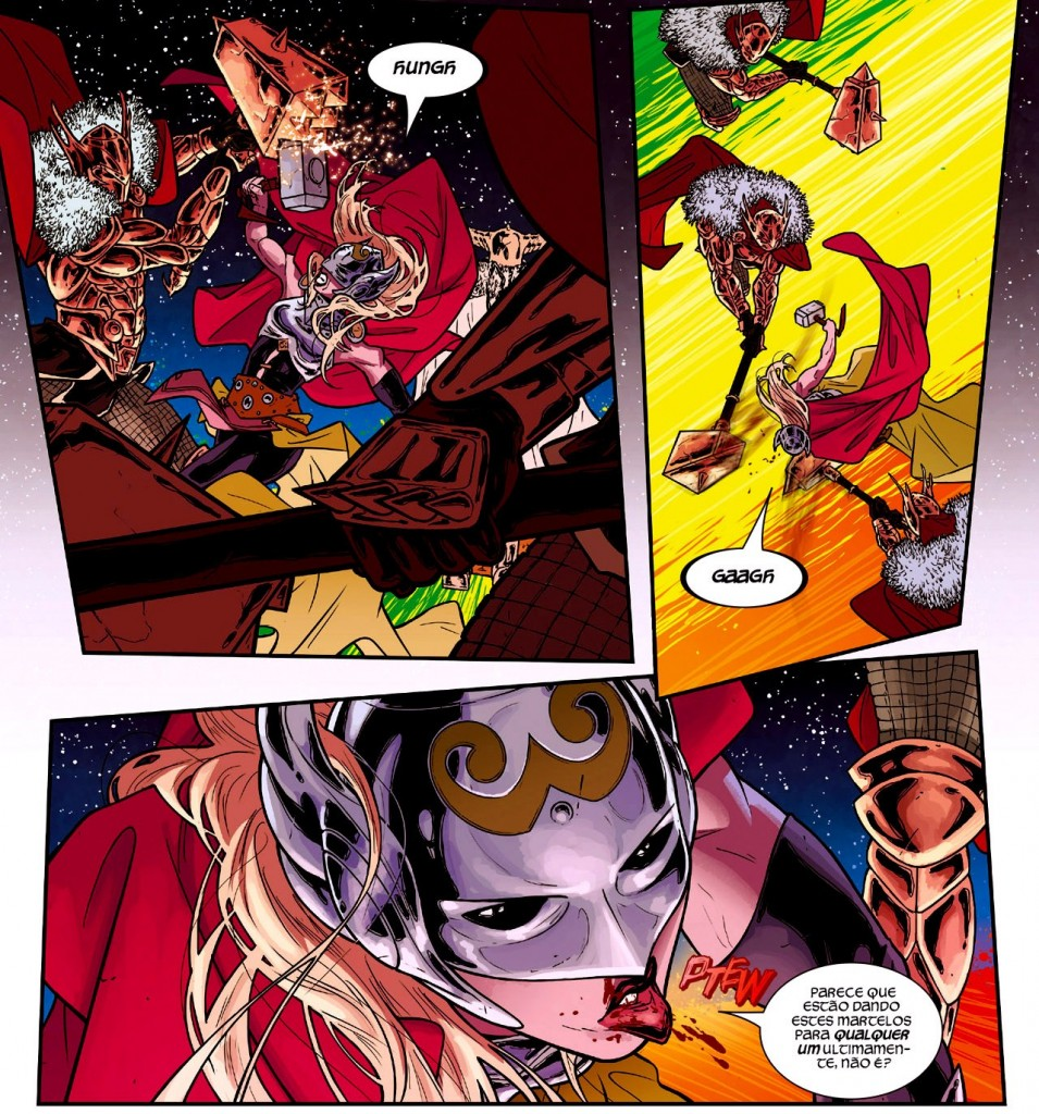 Poderosa Thor - Começa a Guerra dos Reinos 1