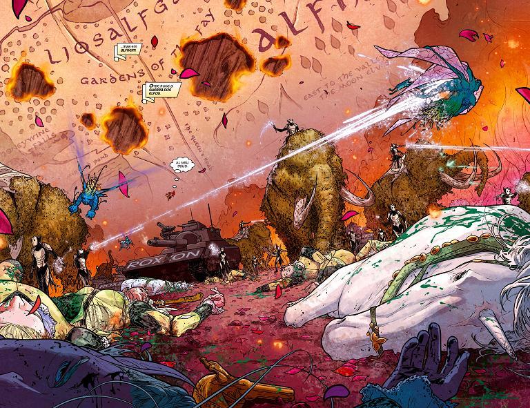Poderosa Thor - Começa a Guerra dos Reinos 2