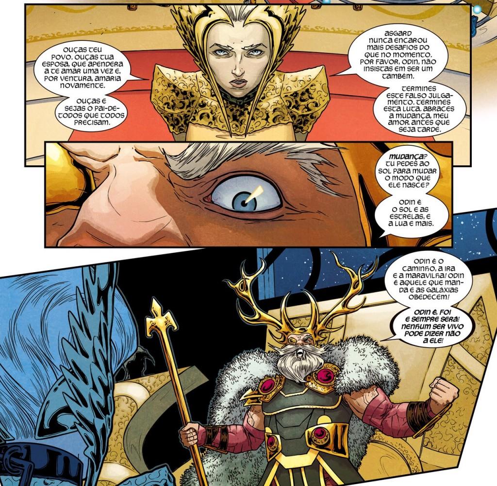 Poderosa Thor - Começa a Guerra dos Reinos 3