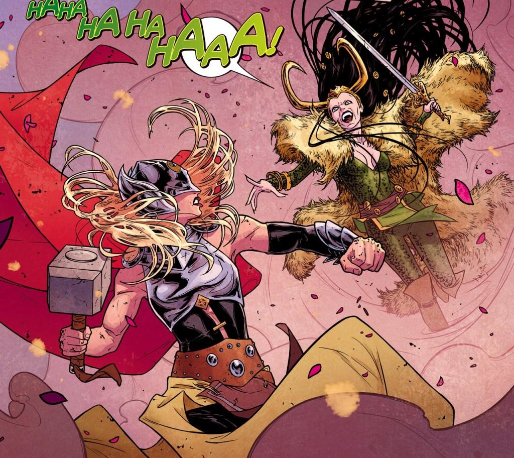 Poderosa Thor - Começa a Guerra dos Reinos 4