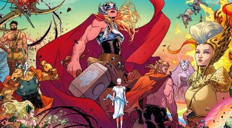[Especial] A Poderosa Thor: Começa a Guerra dos Reinos!