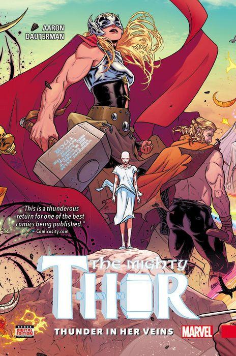 Poderosa Thor - Começa a Guerra dos Reinos Destaque 2