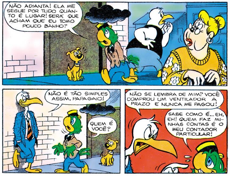 Zé Carioca 2428 - Os Invcríveis Anos 50 5