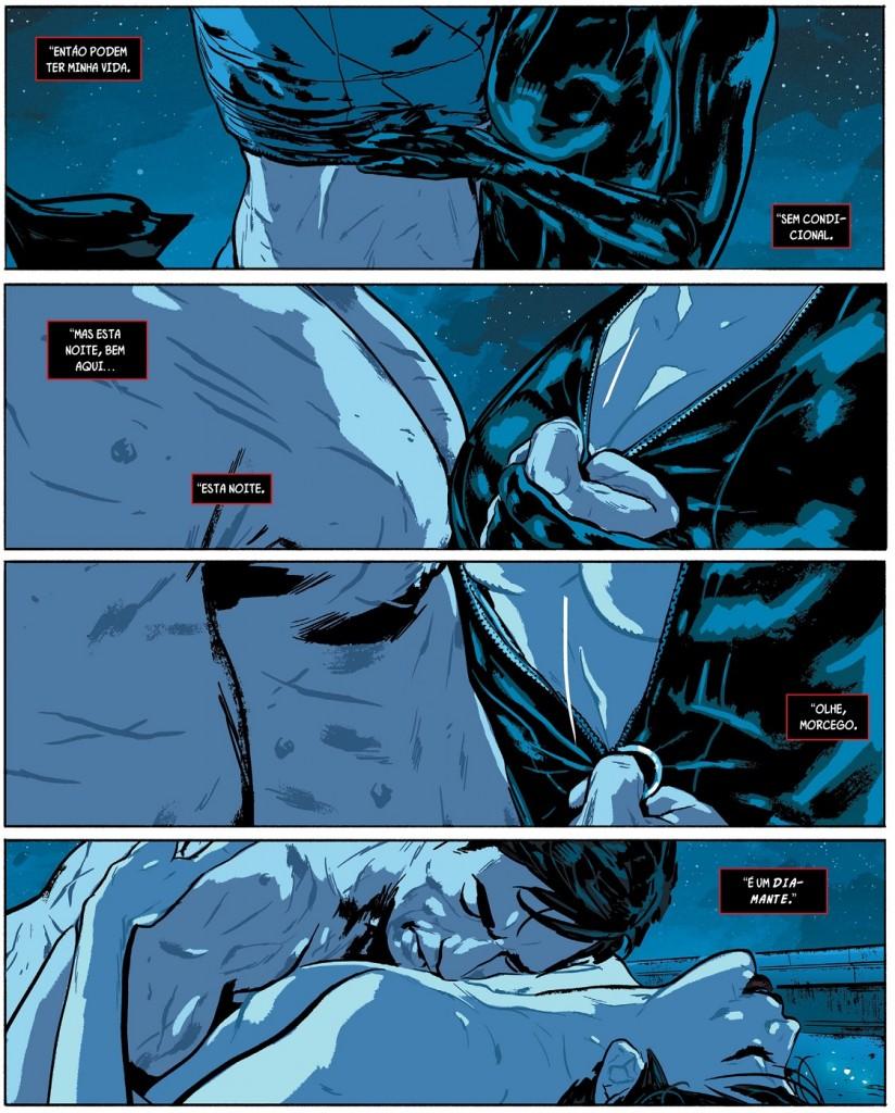 Batman Rebirth - Sobre os Telhados de Gotham 2