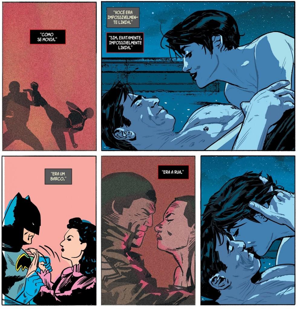 Batman Rebirth - Sobre os Telhados de Gotham 3