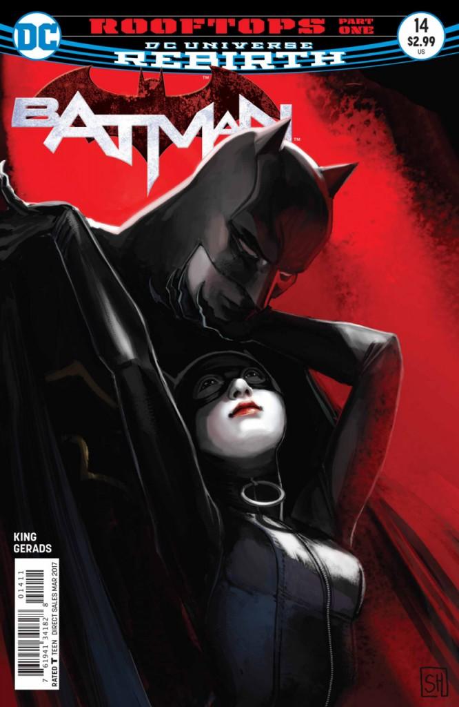 Batman Rebirth - Sobre os Telhados de Gotham Destaque 1
