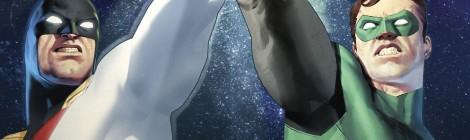 [Especial] DC Comics - Hanna Barbera: Lanterna Verde/ Space Ghost!