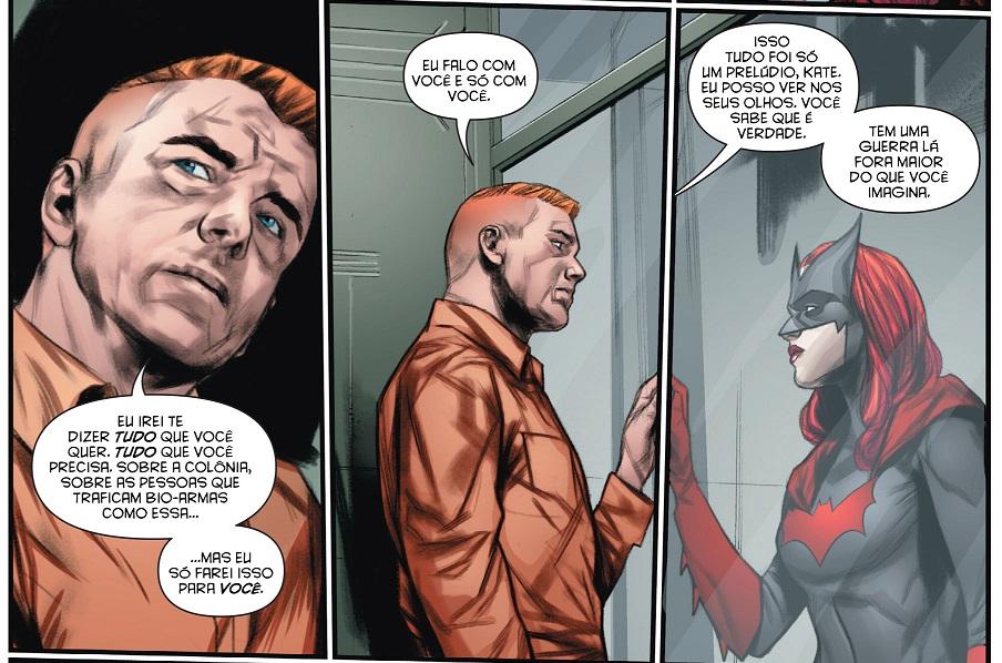 Detective Comics - Batwoman Begins e Edição 950 2