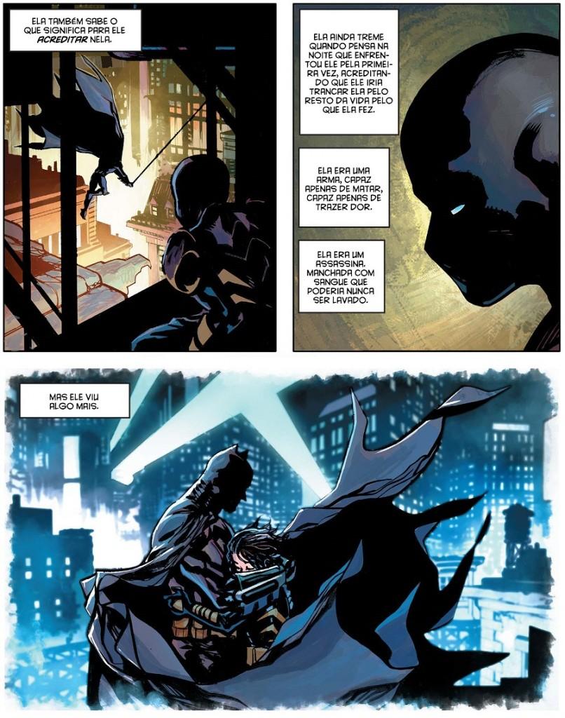 Detective Comics - Batwoman Begins e Edição 950 3