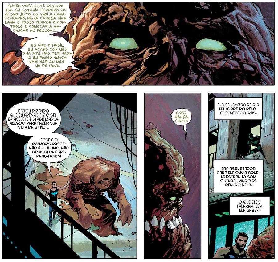 Detective Comics - Batwoman Begins e Edição 950 4