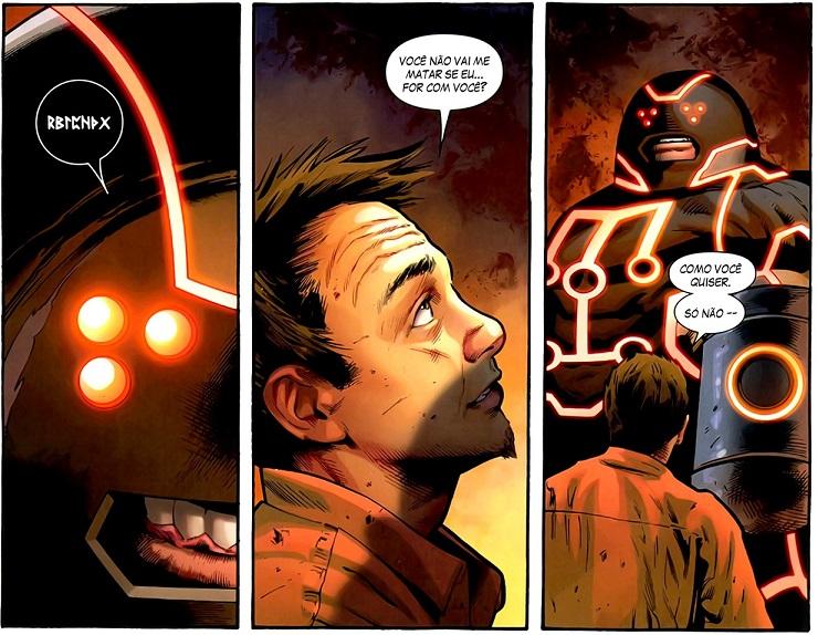 Fabulosos X-Men - Ponto de Ruptura e A Essência do Medo 1
