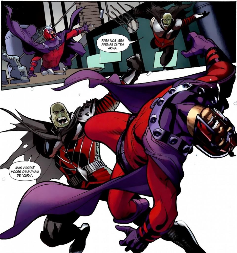 Fabulosos X-Men - Ponto de Ruptura e A Essência do Medo 2