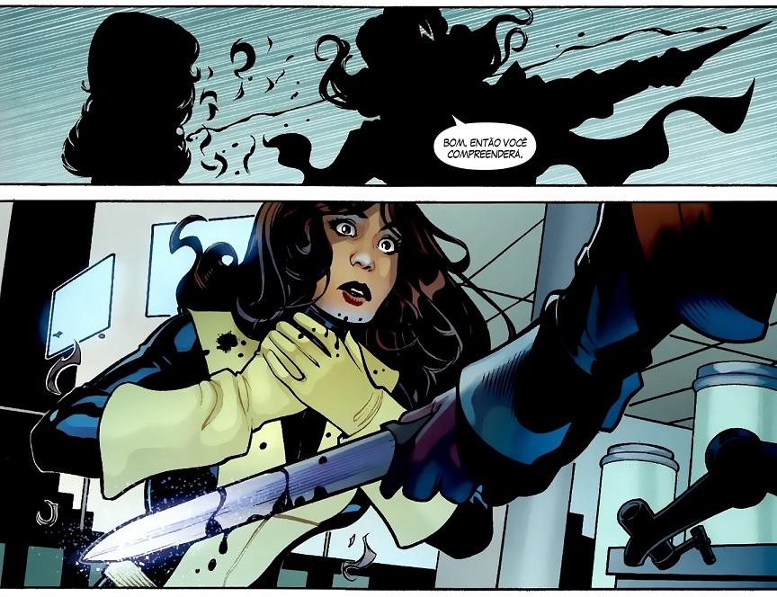 Fabulosos X-Men - Ponto de Ruptura e A Essência do Medo 3