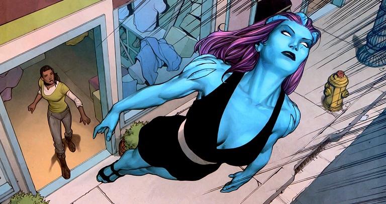 Fabulosos X-Men - Ponto de Ruptura e A Essência do Medo 4