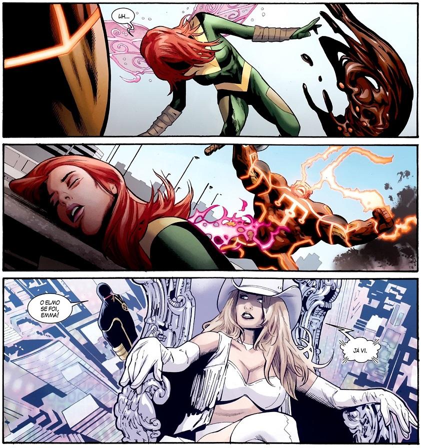 Fabulosos X-Men - Ponto de Ruptura e A Essência do Medo 5