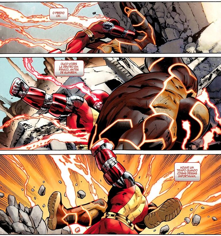 Fabulosos X-Men - Ponto de Ruptura e A Essência do Medo 6