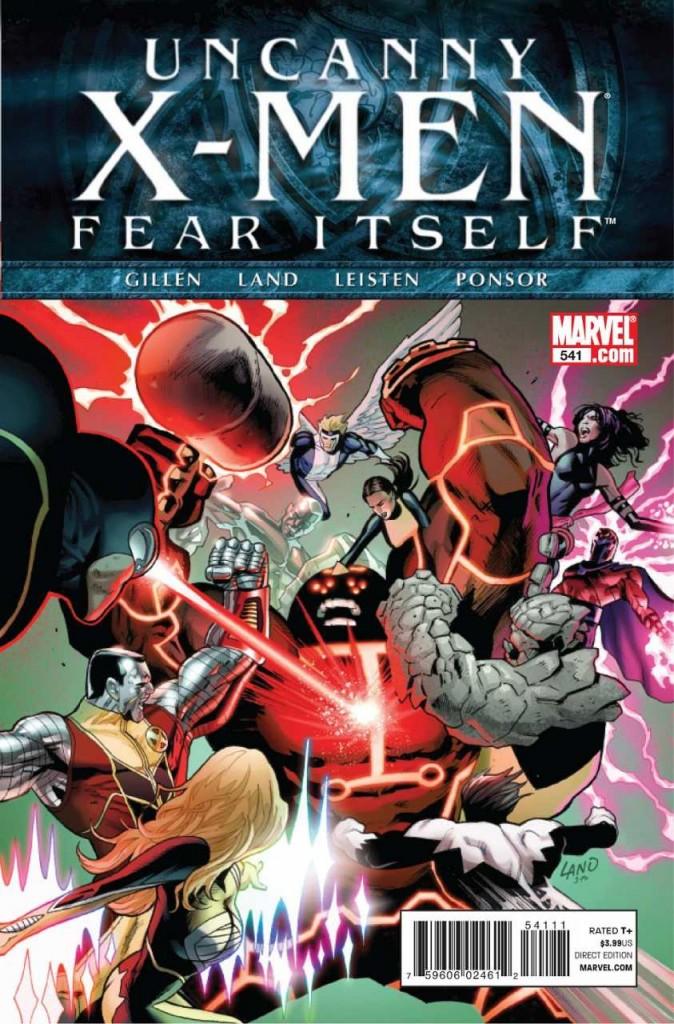 Fabulosos X-Men - Ponto de Ruptura e A Essência do Medo Destaque 1
