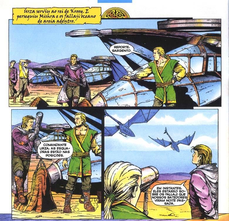 Magic The Gathering - A Guerra das Antiguidades 1