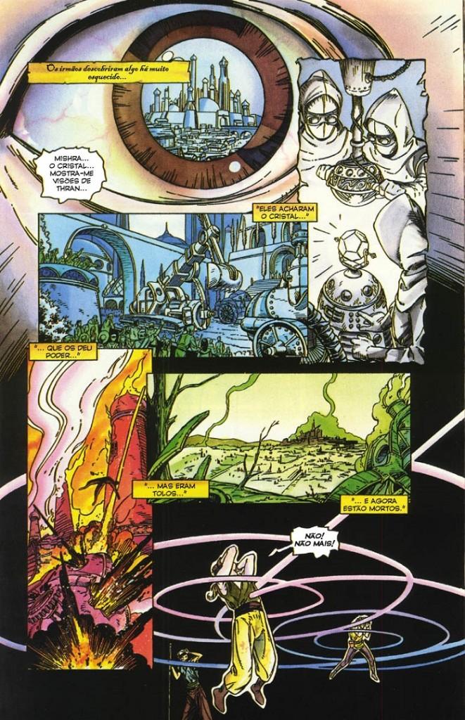 Magic The Gathering - A Guerra das Antiguidades 2