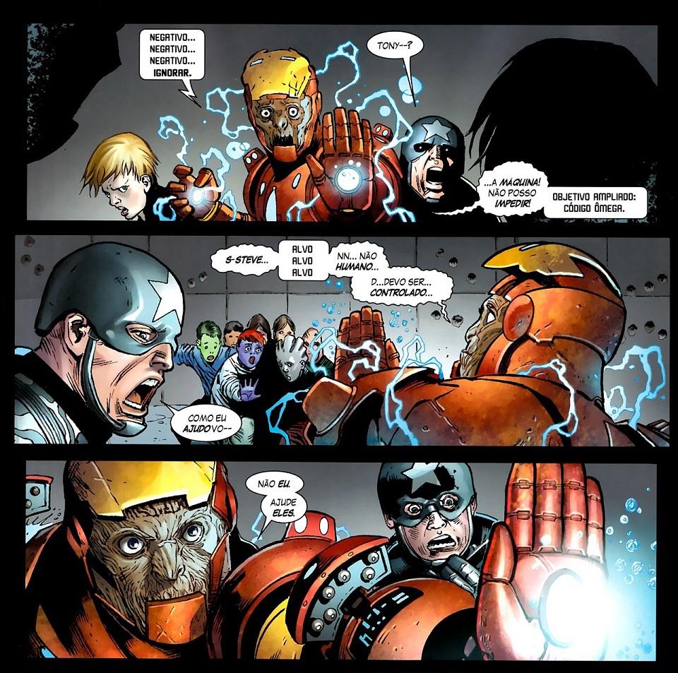 X-Men Legado - A Era X 1