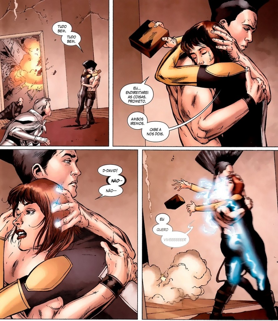 X-Men Legado - A Era X 5