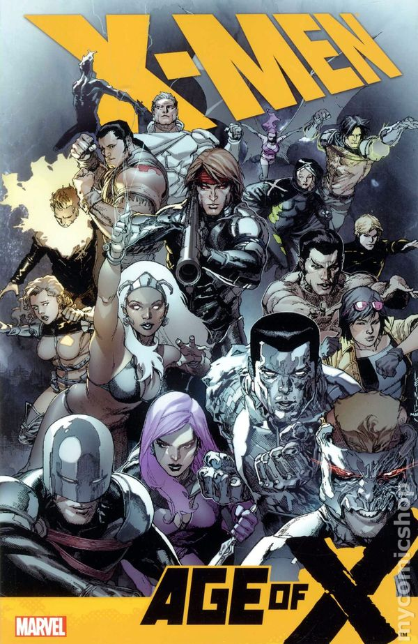 X-Men Legado - A Era X Destaque 1
