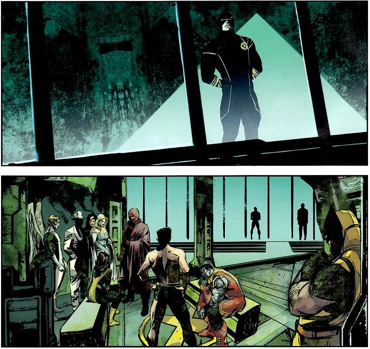 X-Men - O Cisma Mutante 1