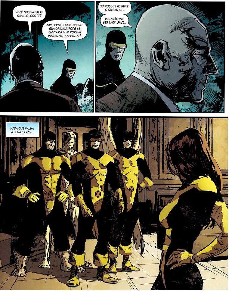 X-Men - O Cisma Mutante 2