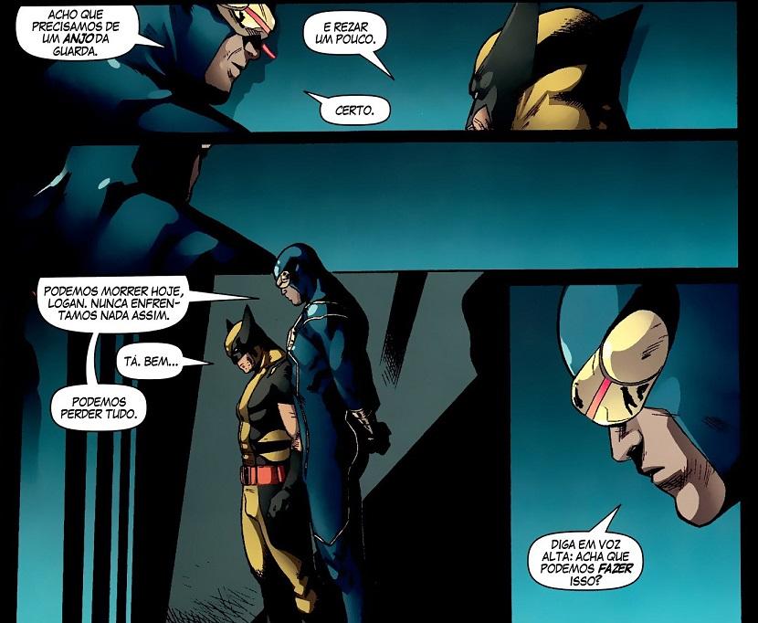 X-Men - O Cisma Mutante 3