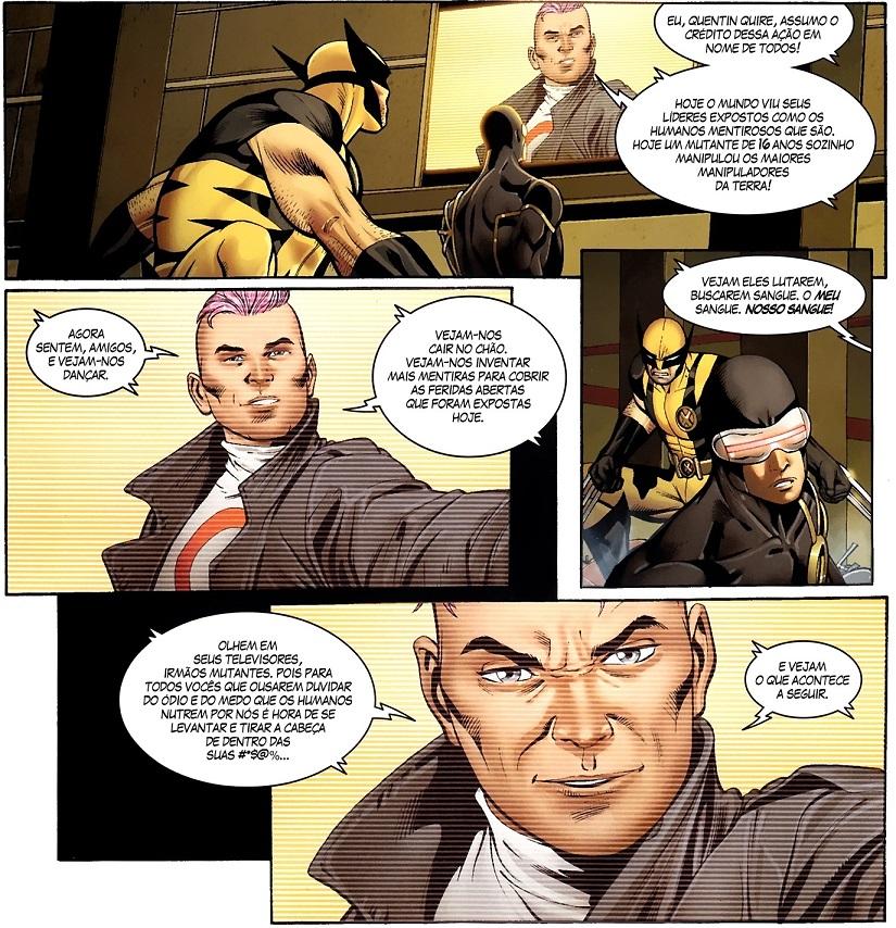 X-Men - O Cisma Mutante 4